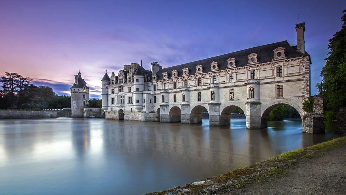 Автомобильное путешествие по замкам Луары: маршрут для интересного уик-энда