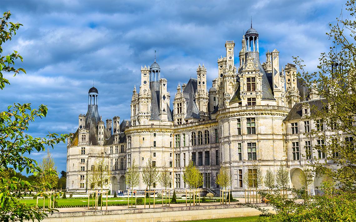 путешествие по замкам Луары: маршрут для интересного уик-энда