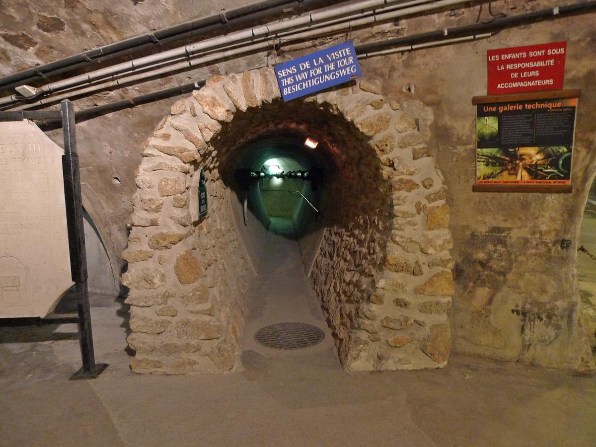 парижский Музей канализации