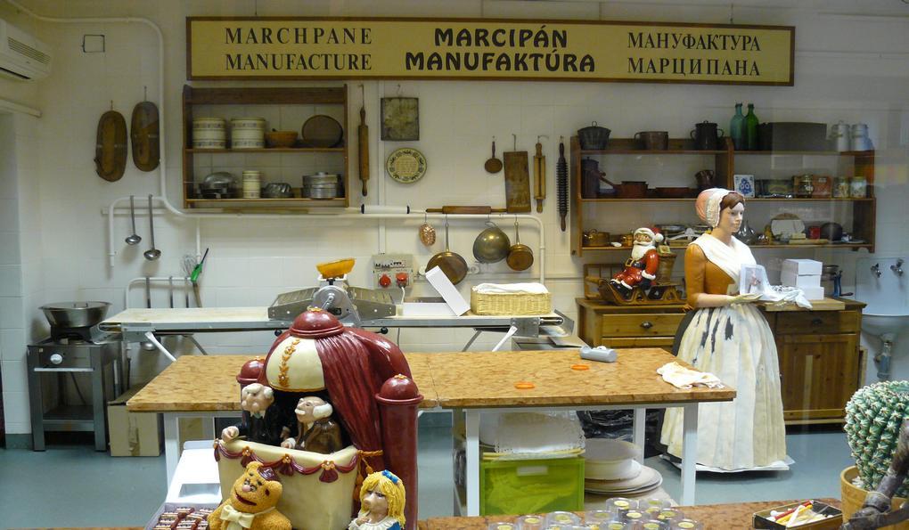 Музей марципанов Сентендре - нестандартных музеев мира