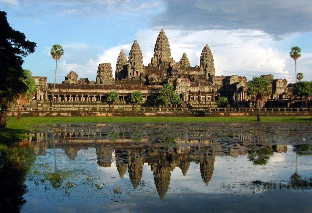 Анкор ват, загадочные достопримечательности мира