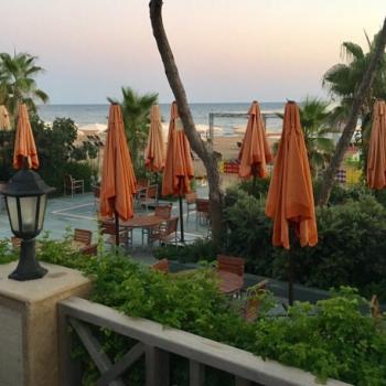 Отзыв об отеле Ali Bey Resort Sorgun в Сиде и тарифе GlobalSim для Турции