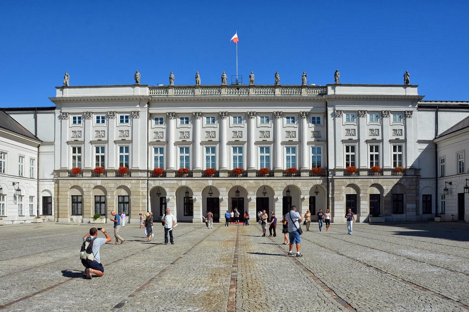 поездка в Варшаву и отзыв о сим-карте Orange