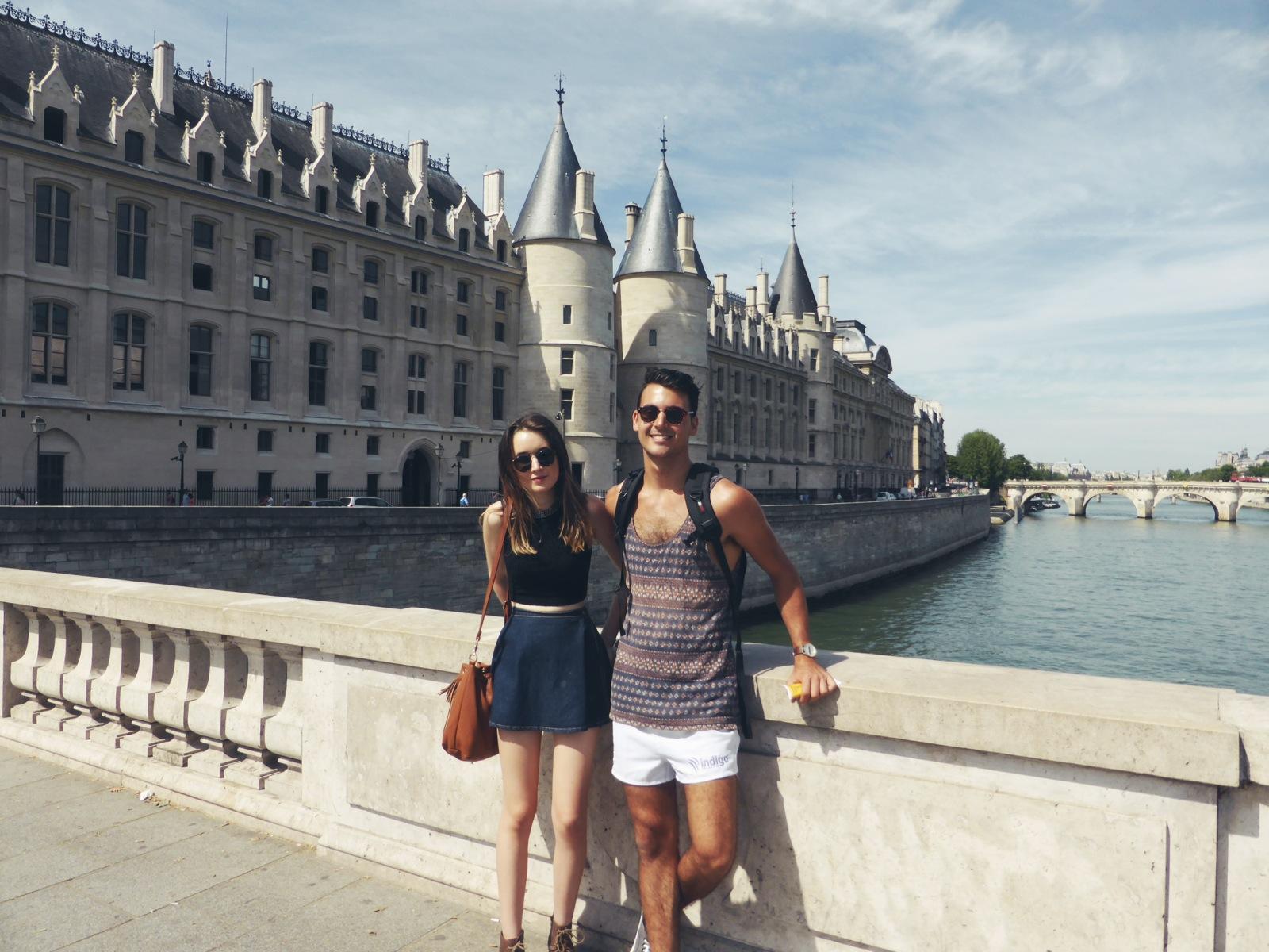 Романтическое начало лета в Париже и отзыв о сим-карте Orange
