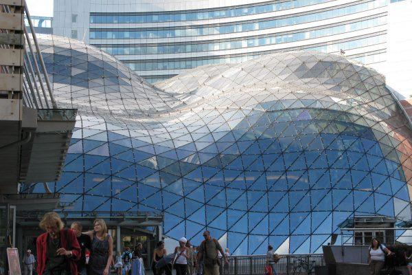 Рабочая поездка в Варшаву и отзыв о сим-карте Orange