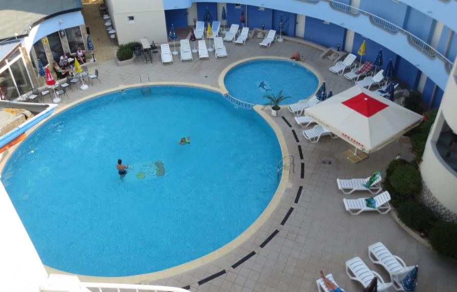 Отель Atos Hotel – мои впечатления