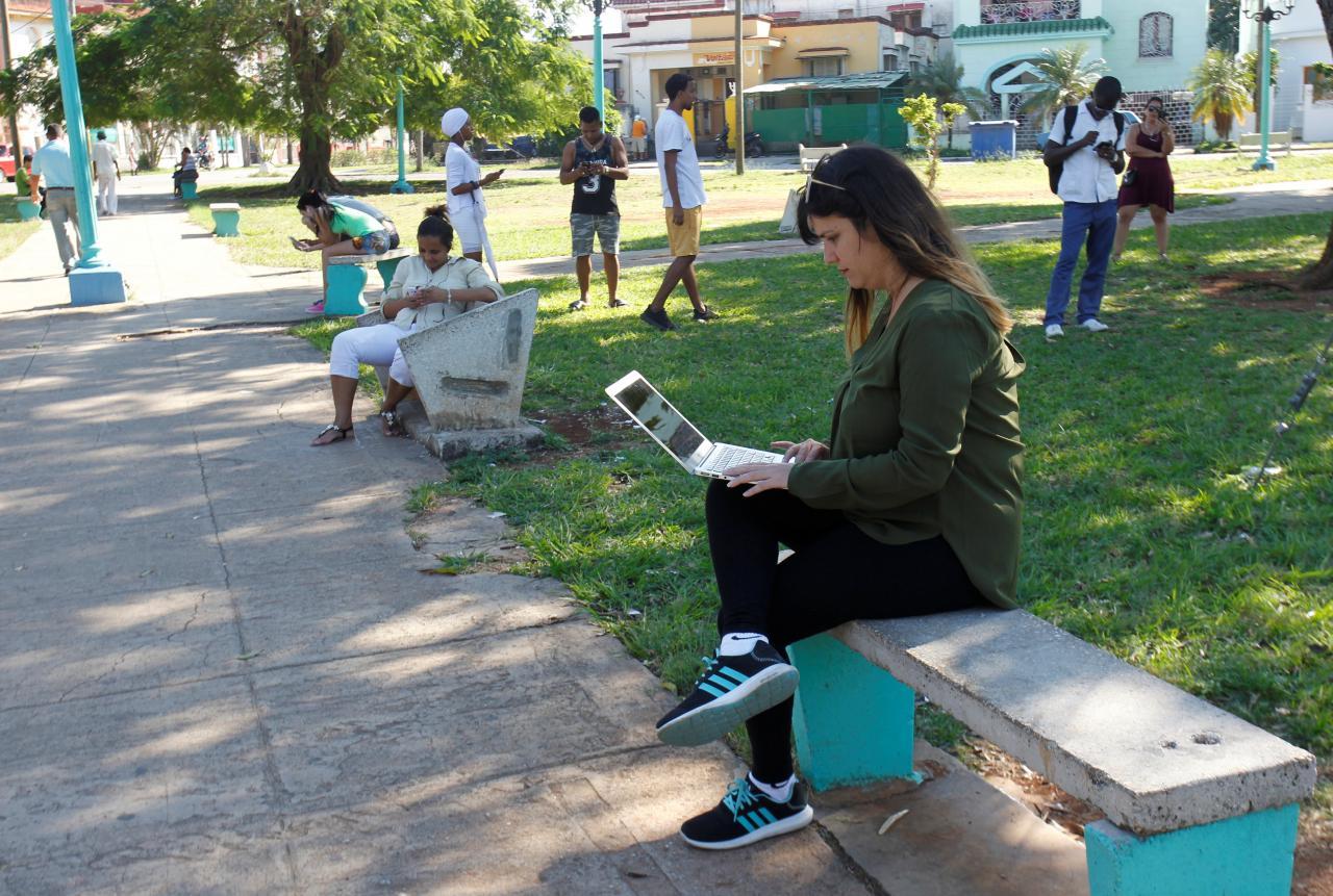 Интернет на Кубе: как все начиналось?