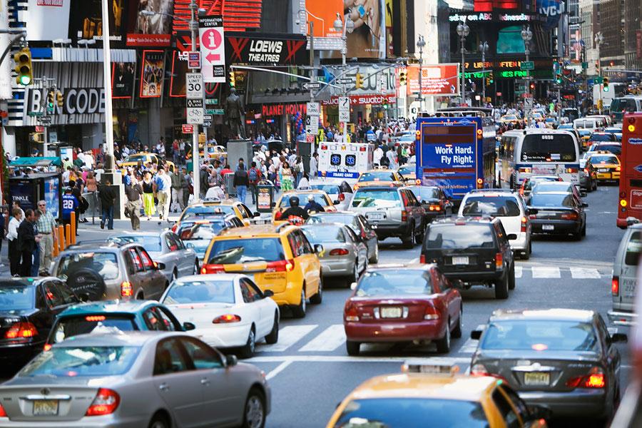 Десять интересных фактов о Нью-Йорке и его жителях