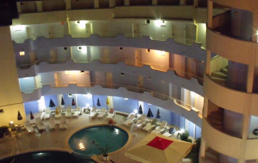 Отель Atos Hotel отзыв