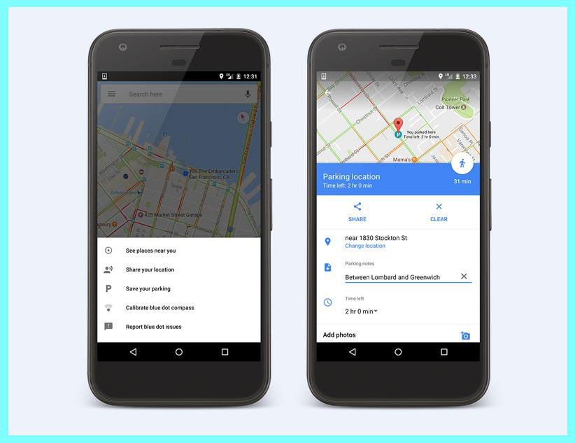 Семь функций Google Maps, которые помогут упростить жизнь в автопутешествии