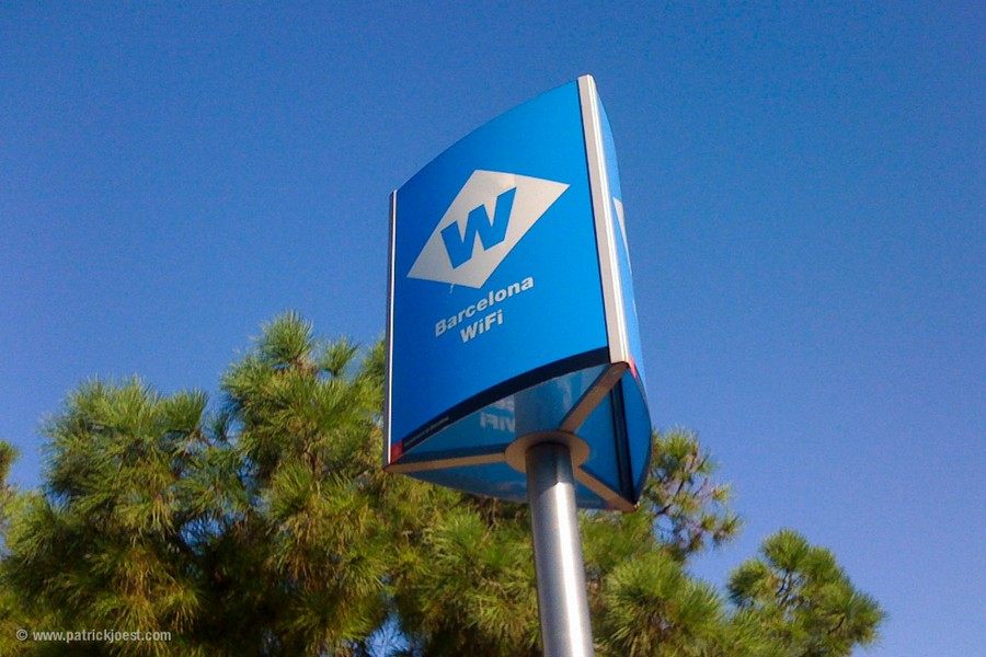 Wi-Fi в Барселоне: почему стоит отказаться?