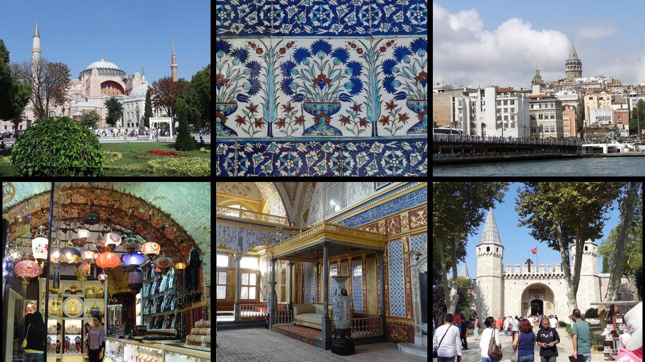 Где отдохнуть в октябре без необходимости оформления визы Стамбул
