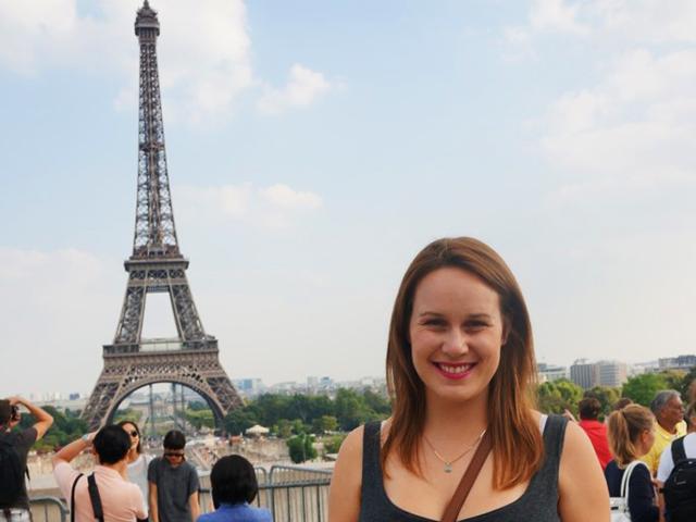 Выходные в Париже с дочкой и отзыв