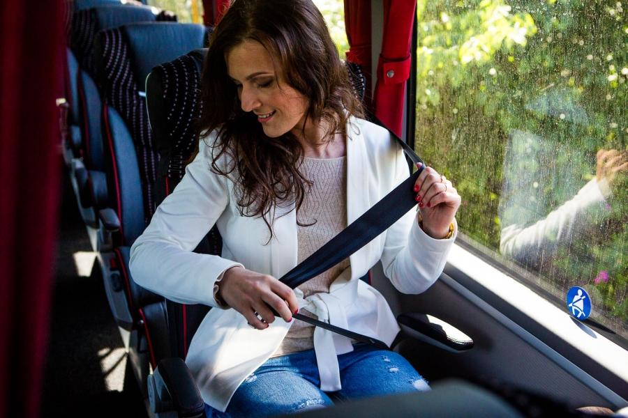 Основные правила безопасности в дороге для тех, кто собирается в автобусный тур