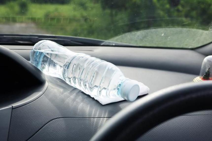 Обычные вещи, которые небезопасно оставлять в салоне авто