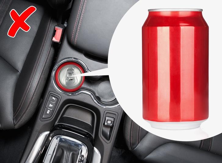 Топ-5 потенциально опасных вещей, которые не стоит оставлять в салоне авто 1