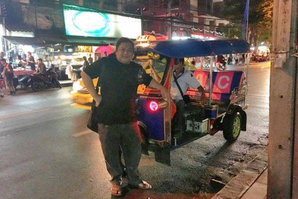Рабочая поездка в Бангкок и отзыв о подключенном тарифе GlobalSim