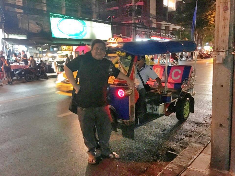Рабочая поездка в Бангкок и отзыв о подключенном тарифе GlobalSim Direct