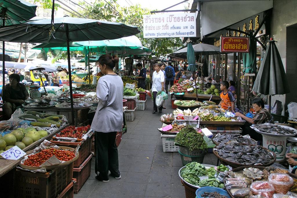 Рабочая поездка в Бангкок и отзыв о подключенном тарифе