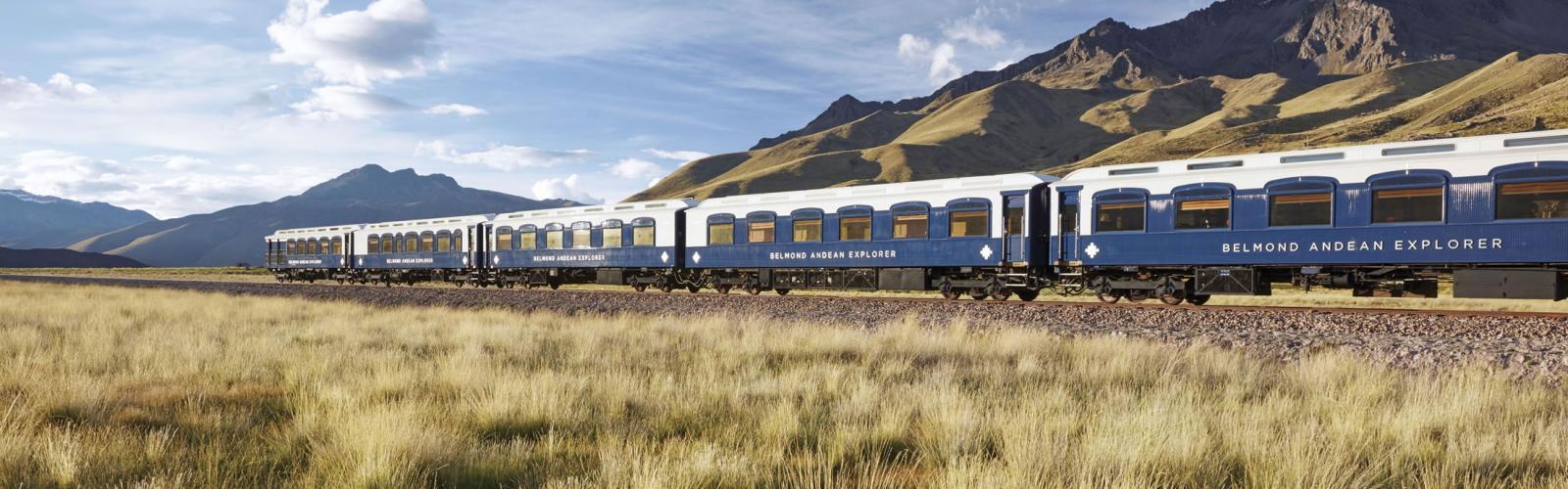 Почему стоит отправиться в путешествие на поезде Belmond Andean Explorer