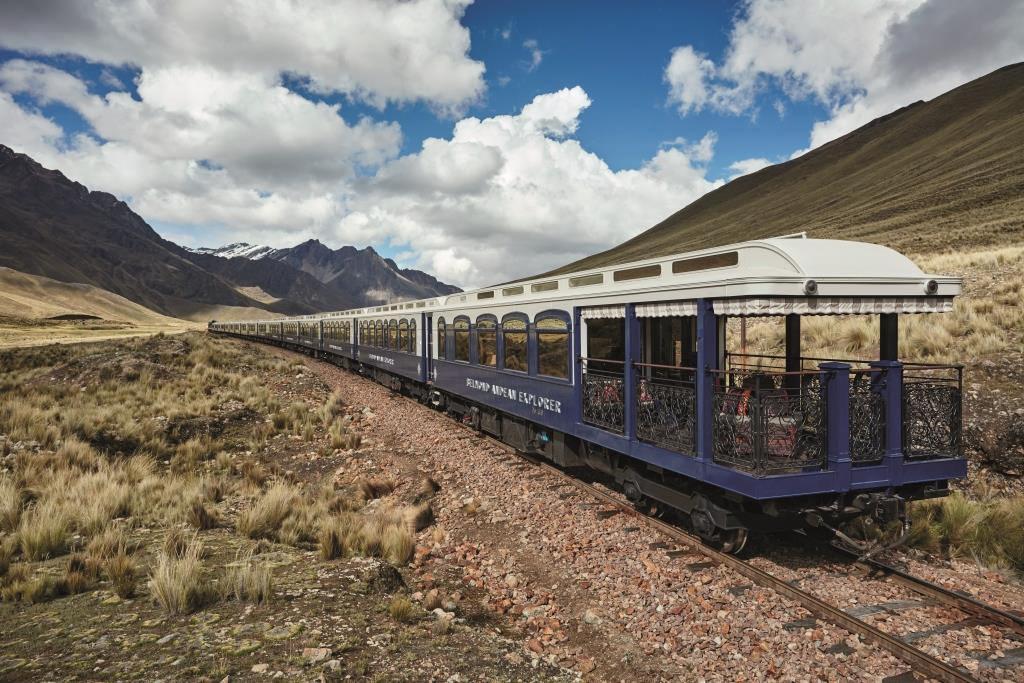 Почему стоит отправиться в путешествие на поезде Belmond Andean Explorer: 7 причин