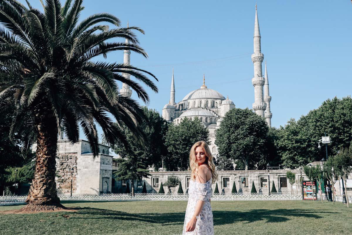 Выходные в Стамбуле и отзыв о тарифе от МТС и Водафон