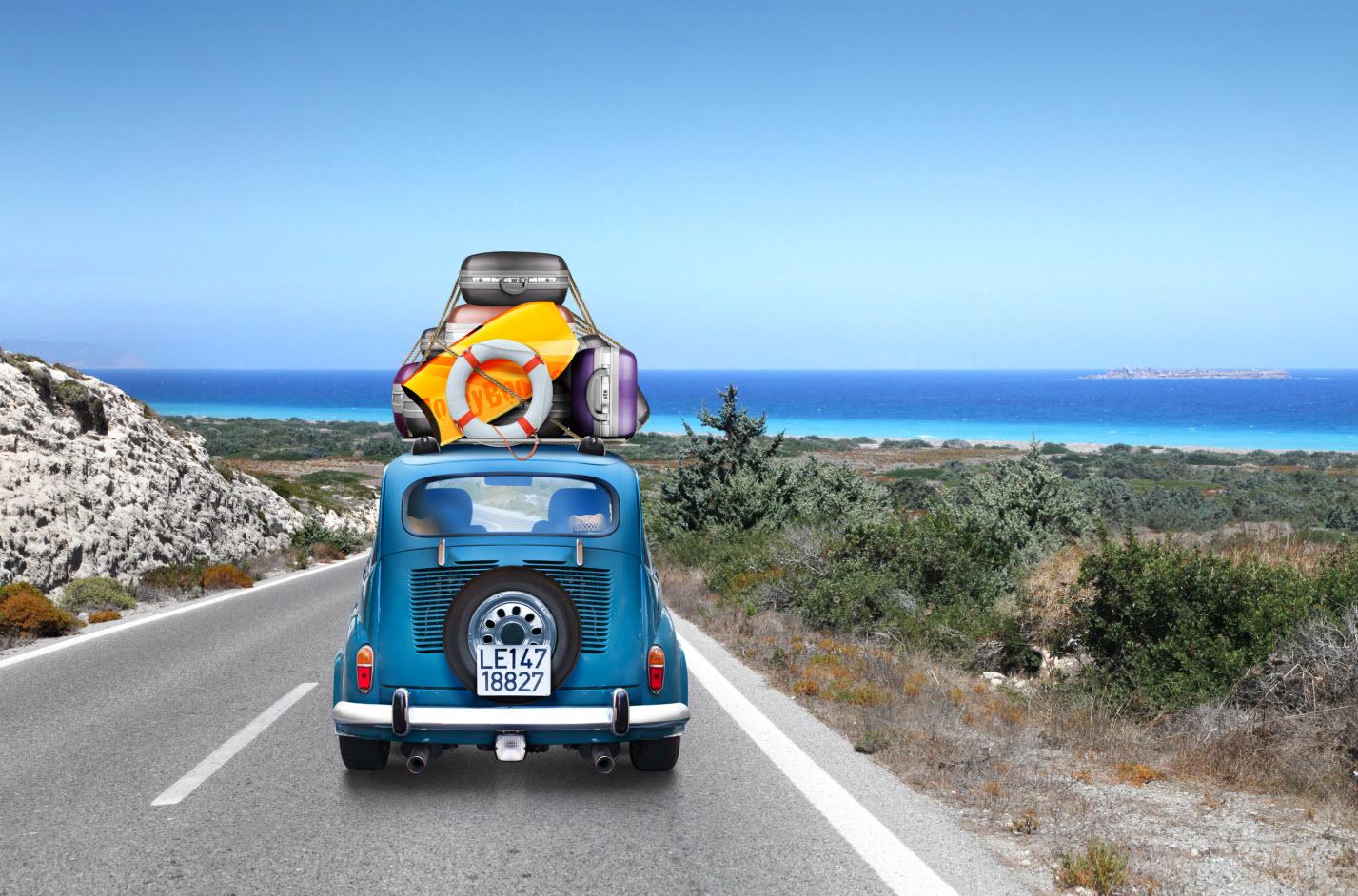 Как организовать свое первое идеальное путешествие на авто по Европе?