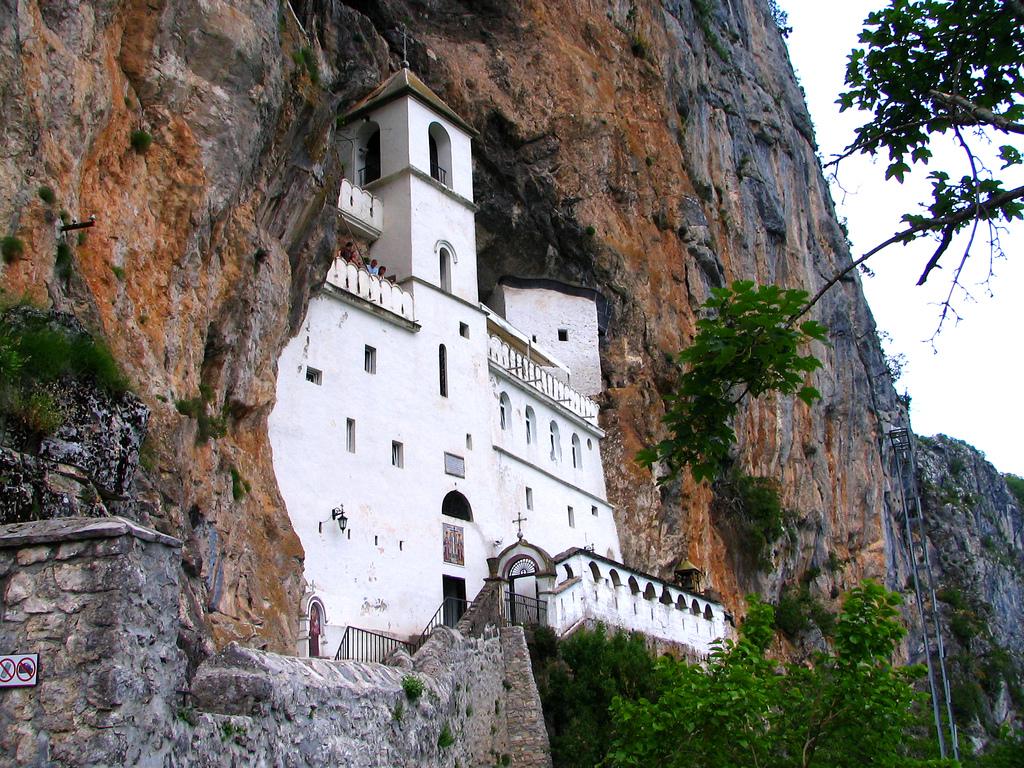 Острожский монастырь Черногория