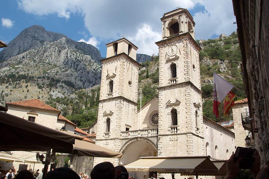 Котор Черногория