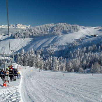 Семейная лыжная поездка в Австрию. Куда пойти в Каринтийских Альпах?