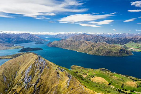 Новая Зеландия с рюкзаком - как организовать поездку?