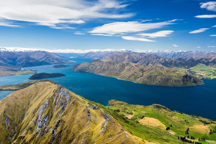 Новая Зеландия с рюкзаком – как организовать поездку?