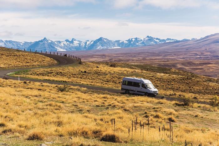 Новая Зеландия Где спать и как путешествовать?