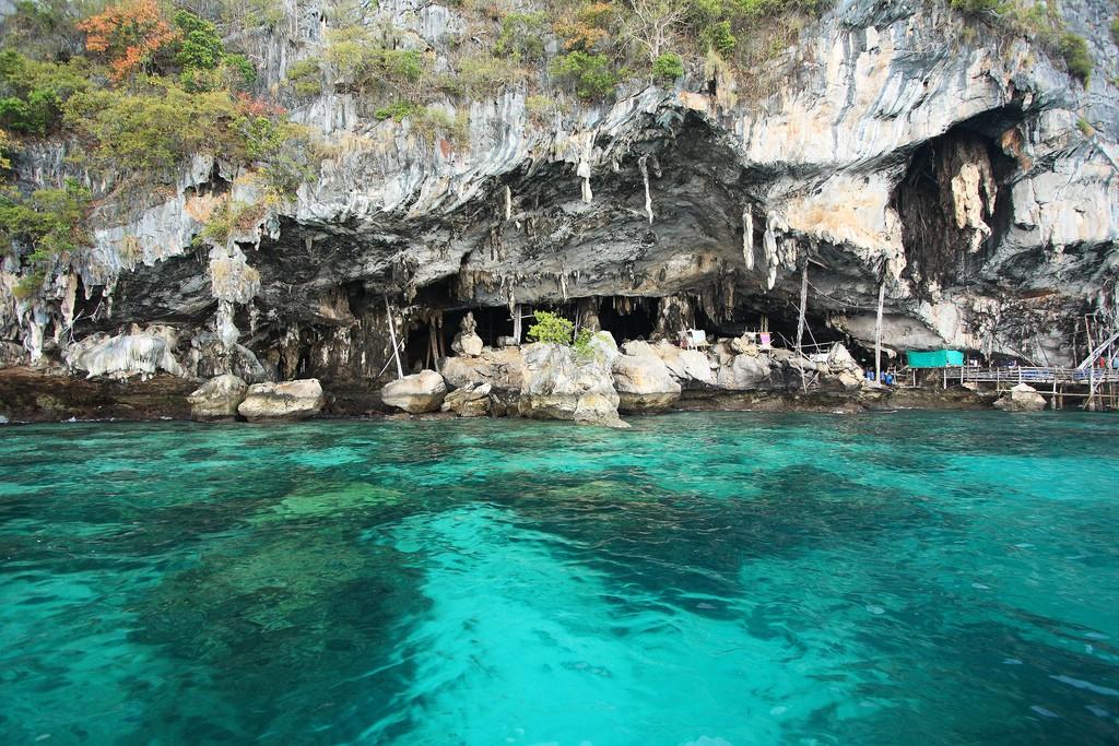 пещера викенгов