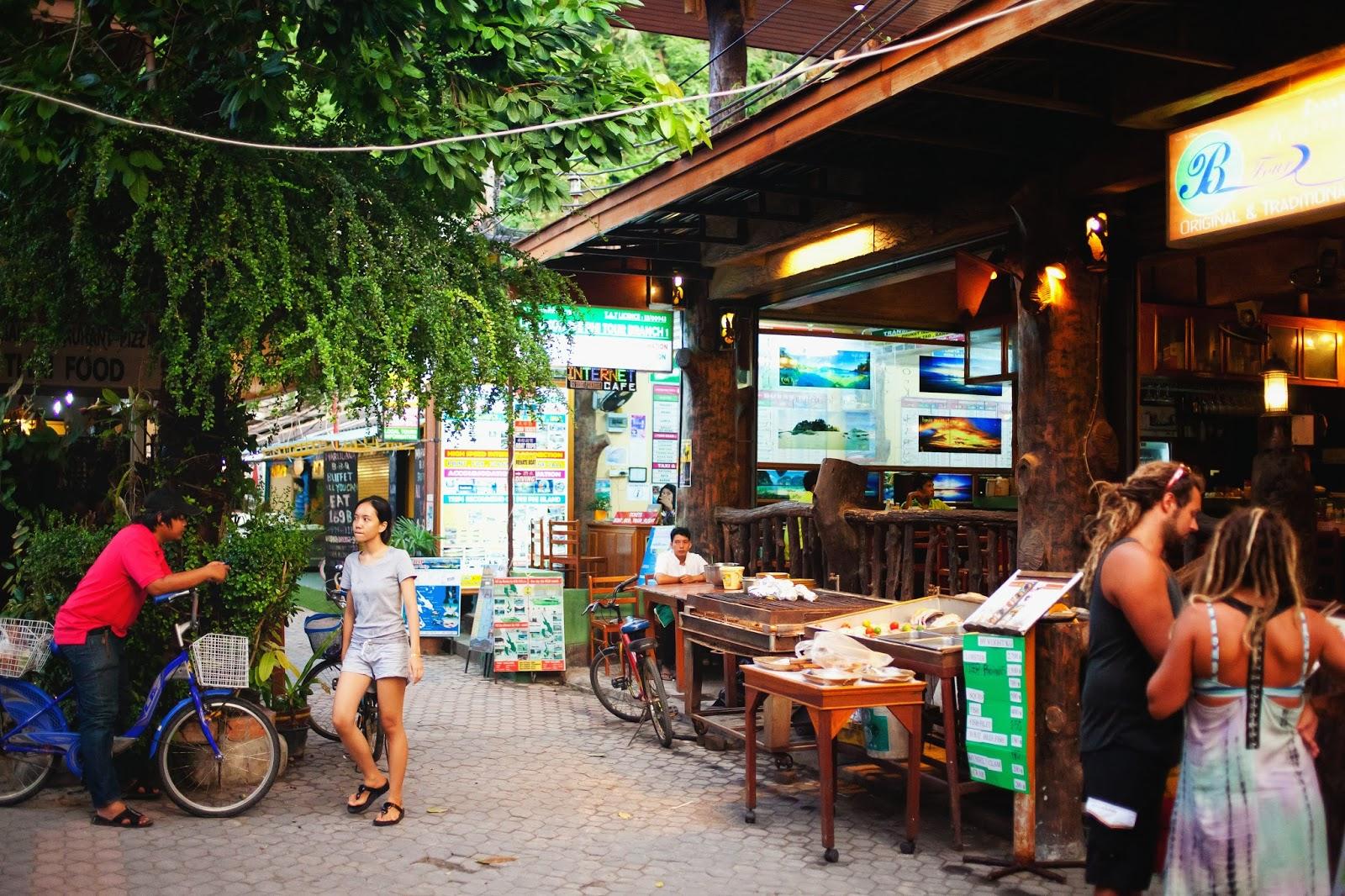 Пхи-Пхи отдых в Таиланде