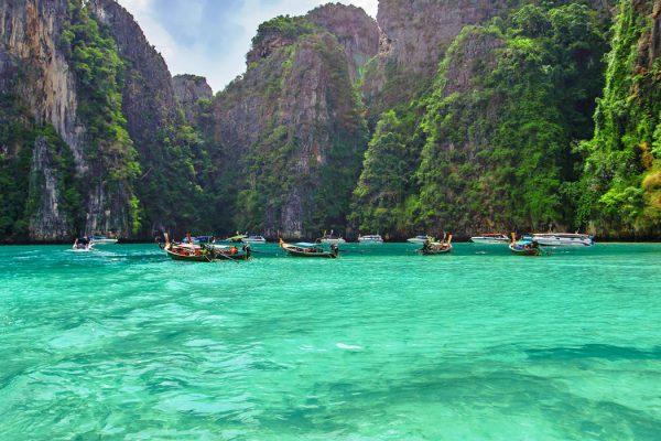 Ко Пхи-Пхи: самый красивый остров Азии