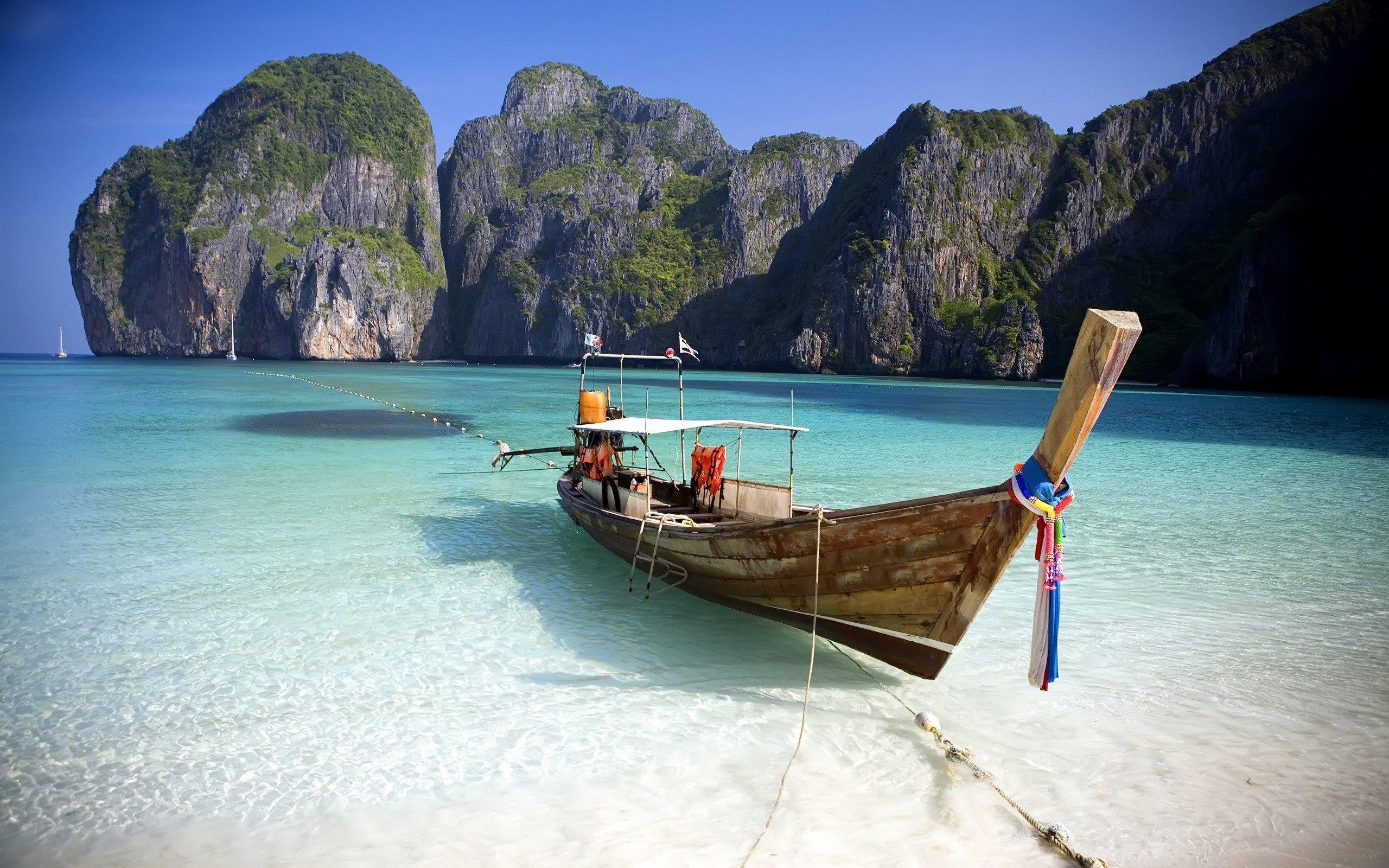 Ко Пхи Пхи: самый красивый остров Азии 1