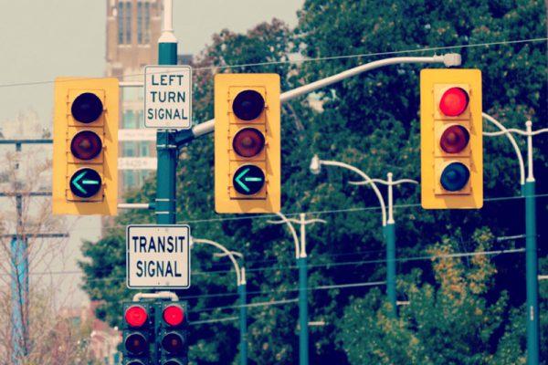 Правила дорожного движения в разных странах.