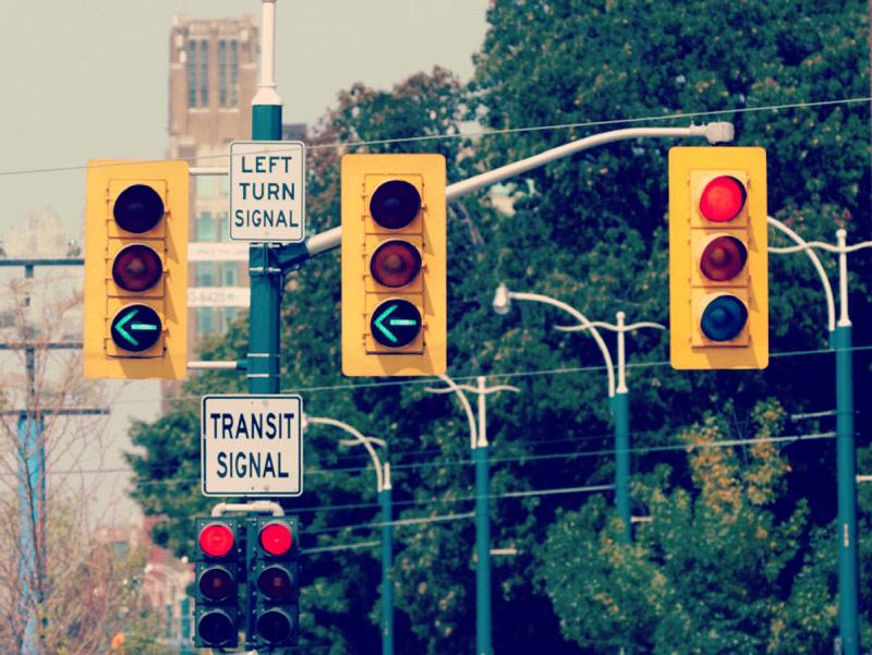 Правила дорожного движения в разных странах