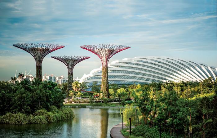 Сингапур: интересный и дорогой город Льва