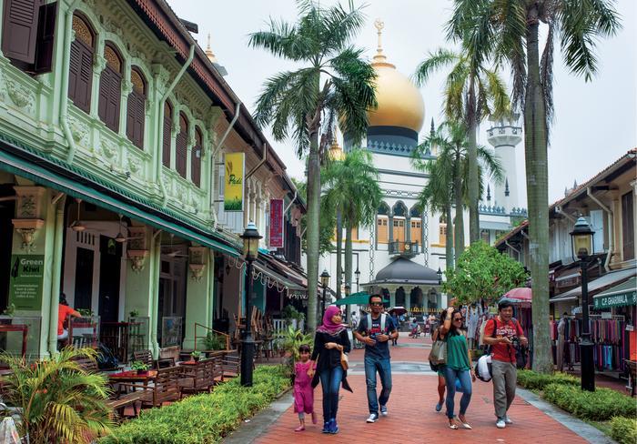 Сингапур - культурный котёл