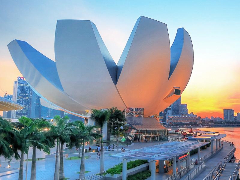 Музей науки и искусства Сингапур