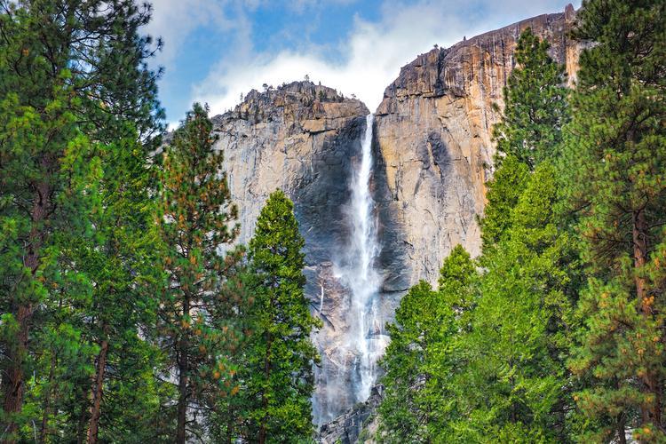 ТОП 5 достопримечательностей Калифорнии Йосемитский национальный парк