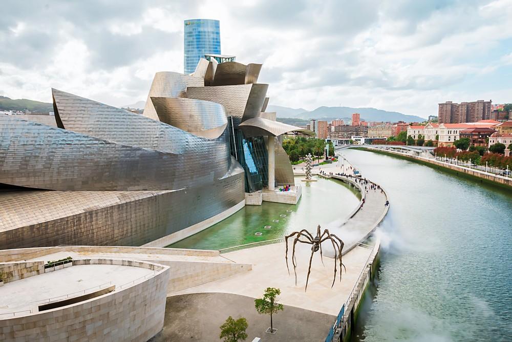 6 известных музеев Европы, Бильбао