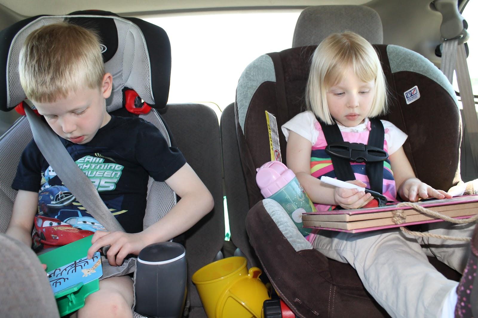 Путешествие с ребенком на машине. Советы для новичков