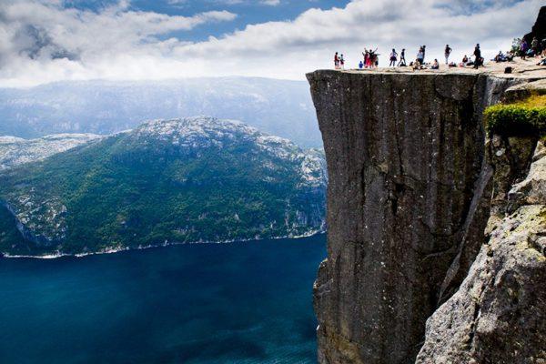 Необычные маршруты Норвегии