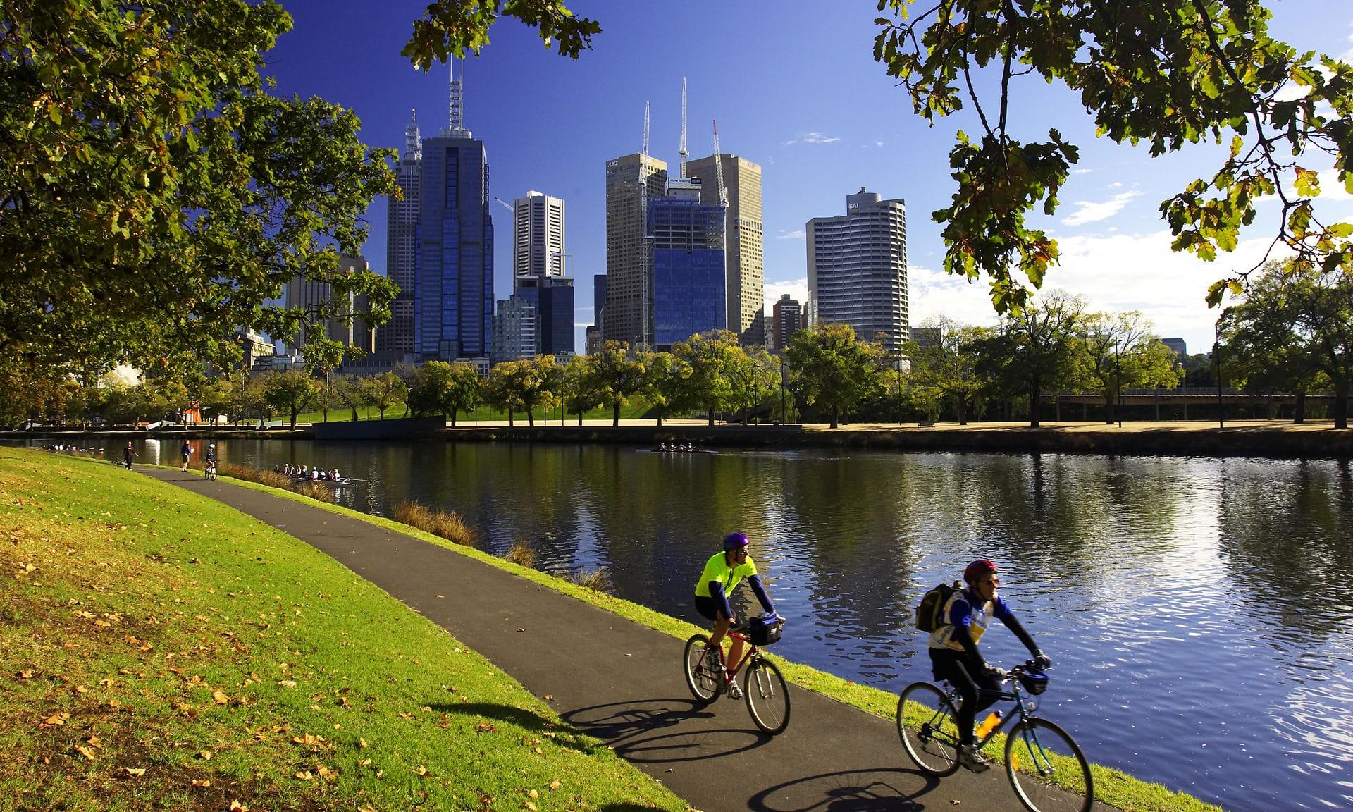 Самый захватывающий город в мире! Мельбурн