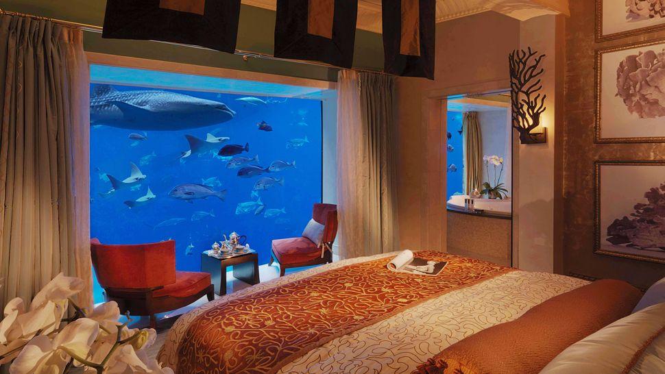 эти отели вас удивят - Atlantis