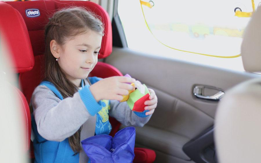 Путешествие с ребенком на машине. Советы для новичков!