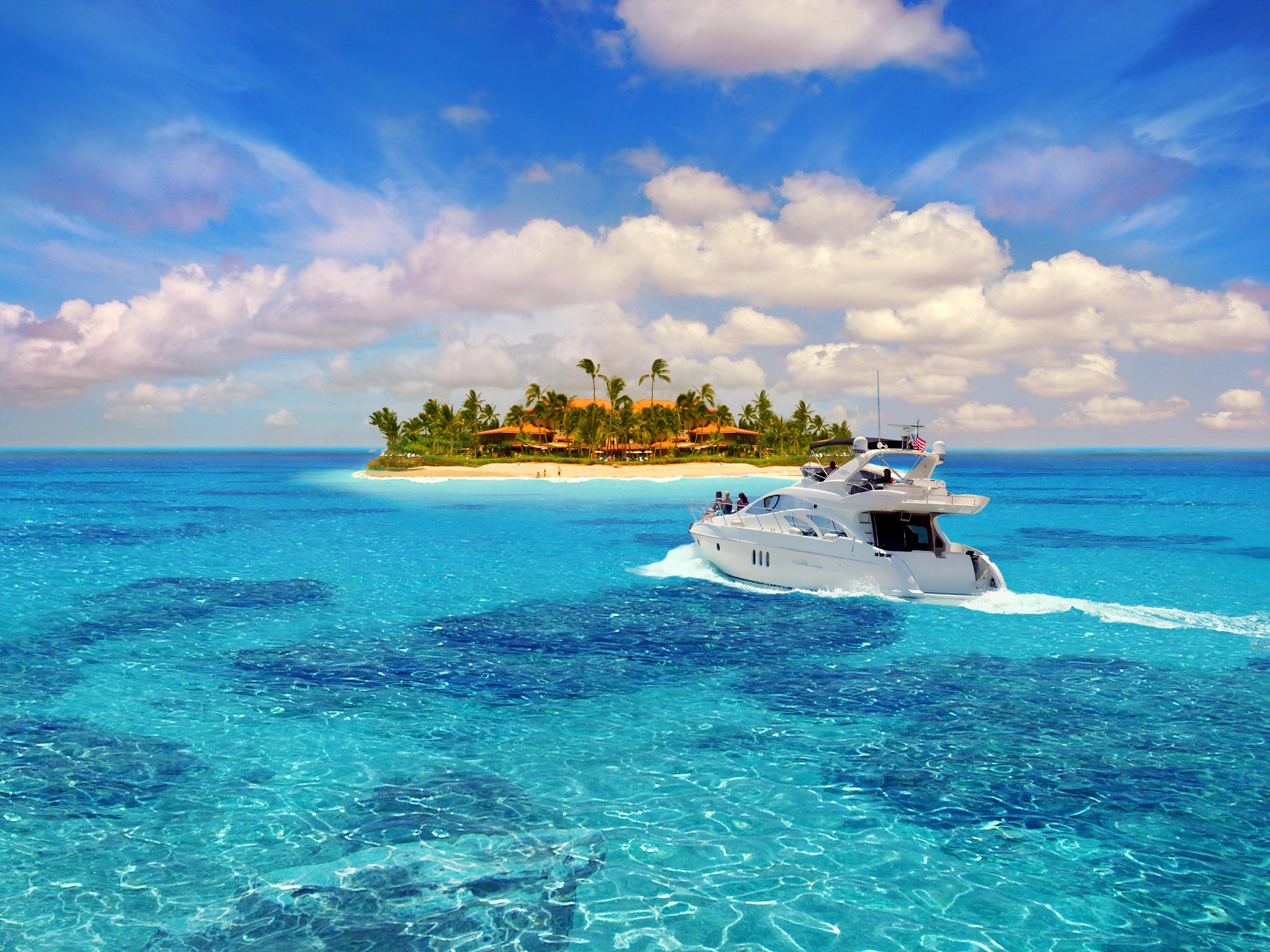 Каникулы на яхте - как арендовать яхту? 1